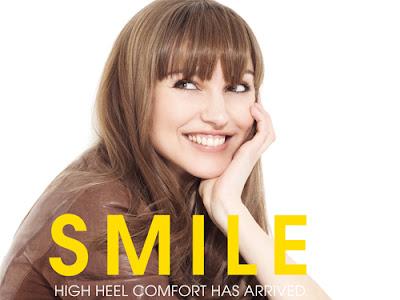 immagine campagna Smile di ECCO SCULPTURED 65
