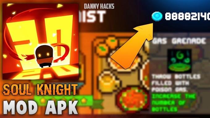 (🔥No Root🔥) SOUL KNIGHT - MOD APK 2.0.1 | Unlock All Characters ,Free Shopping, Infinite Diamonds