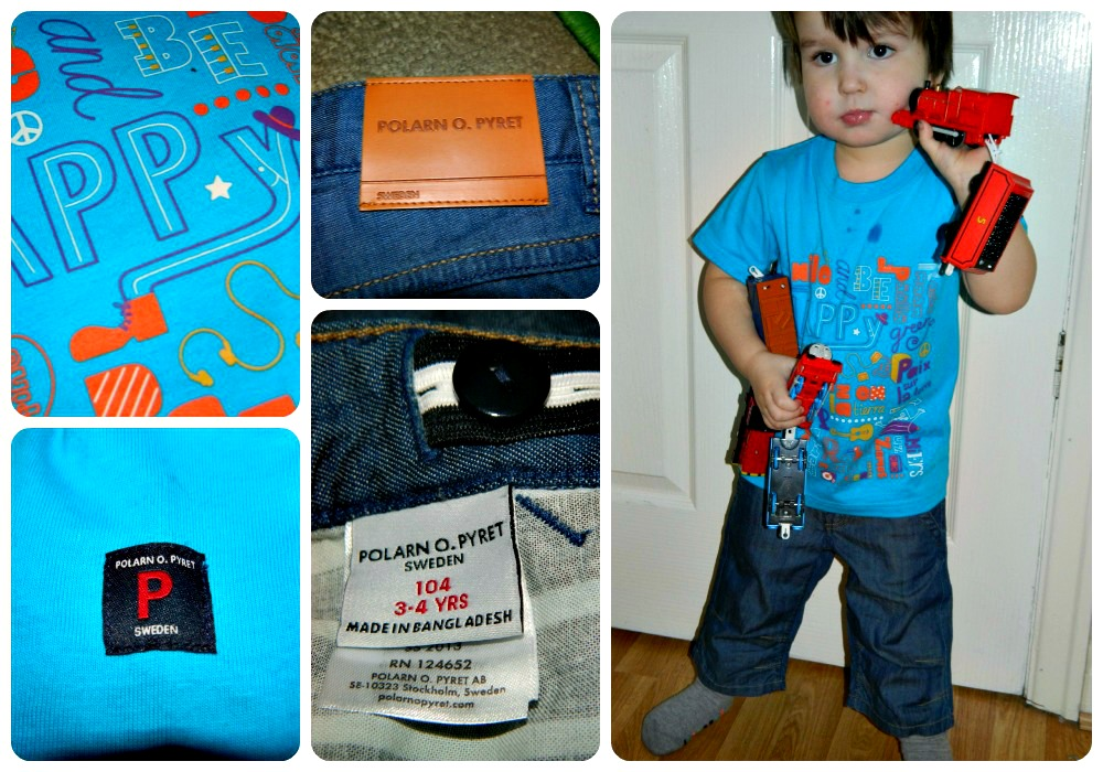7d735b88bbfd Polarn O.Pyret Spring/Summer Collection - A Review | Red Rose Mummy