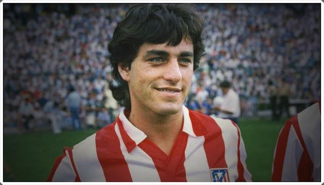 Paulo Futre Atlético de Madrid