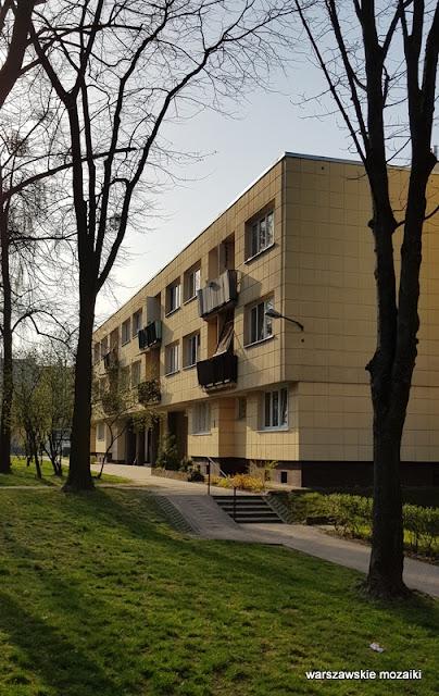 Warszawa Warsaw Wola Syrkus bloki osiedla Warszawy architektura