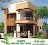 25x30 House plan, Elevation, 3D view, 3D elevation, House Elevation