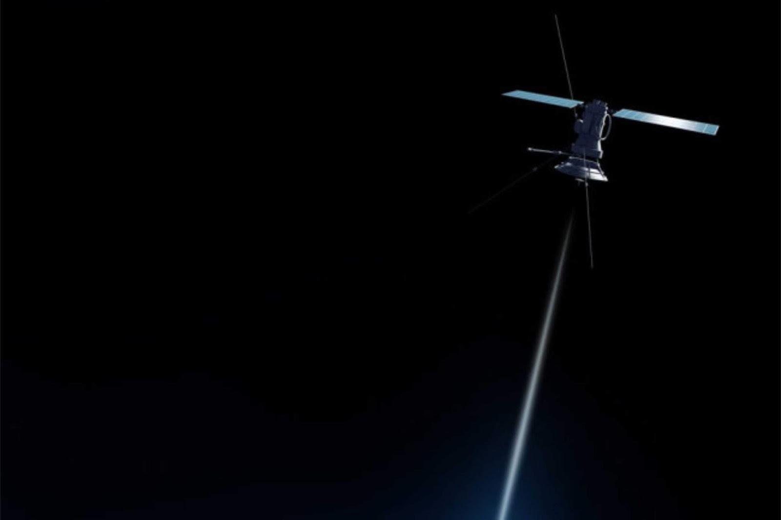 China mengumumkan pembuatan satelit anti-kapal selam