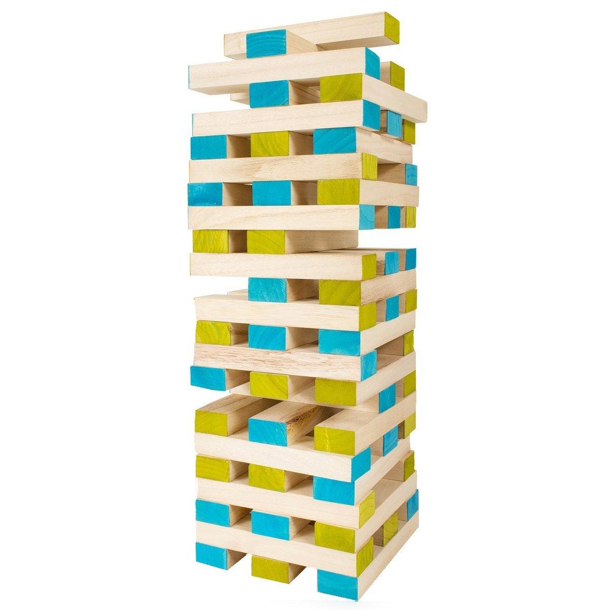 Jenga Torre Gigante Traditional Games Menendez Y Pelayo