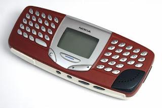 Hp Jadul Nokia 5510