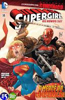 Os Novos 52! Supergirl #35