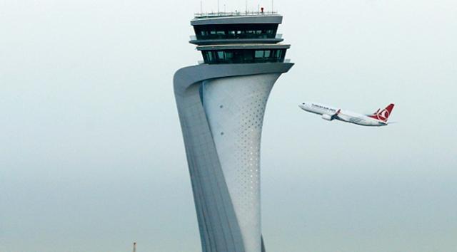 İstanbul Havalimanı'nı 15 bin kişi kullandı.