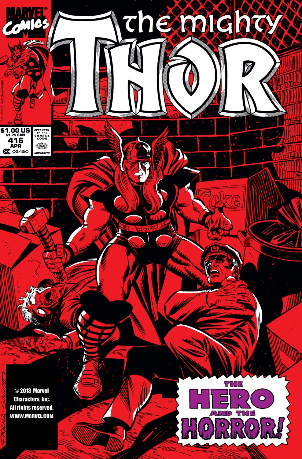 Thor (1966) 416 Page 1