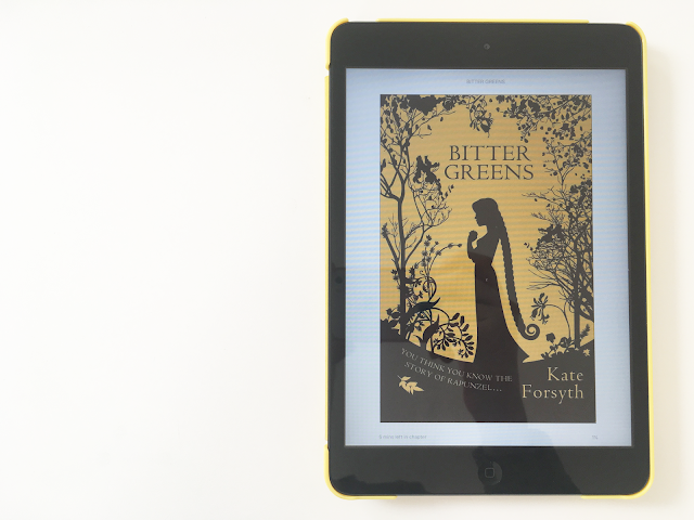 Book review: Bitter Greens by Kate Forsyth