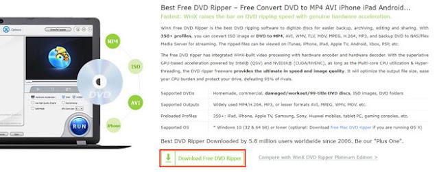 استخرج الافلام من اقراص DVD المحمية و تحويلها لهاتفك