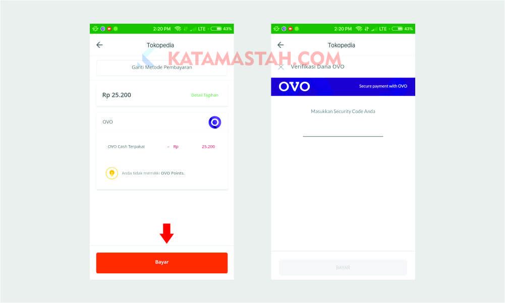 Cara Praktis Bayar Tokopedia Pakai OVO Cash Dan OVO Points Cara Praktis Bayar Tokopedia Pakai OVO Cash Dan OVO Points