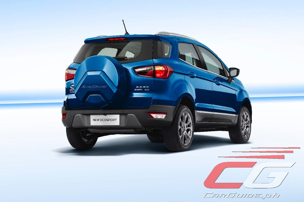 In Fact, The Refreshed EcoSport Features Larger, More Conveniently Placed  Knobs That Can Be Operated Even When Wearing Gloves. The Screen Itself Has  Been ...