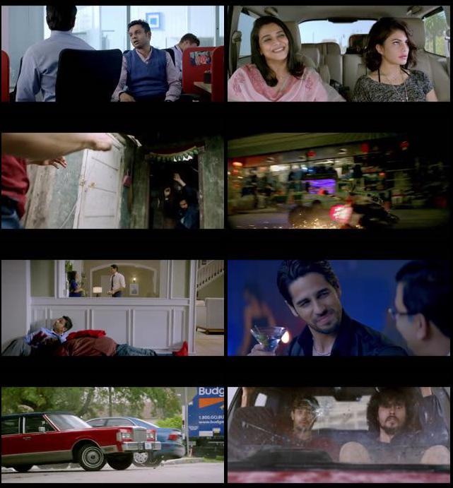A Gentleman - Sundar Susheel Risky Official Trailer 720p HD Download