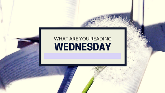 RoseBlood by AG Howard  What Are You Reading Wednesday on Reading List