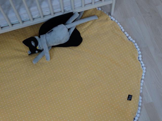 okrągły dywanik do pokoju dziecięcego 3