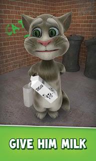 Aplikasi Talking Tom Cat apk