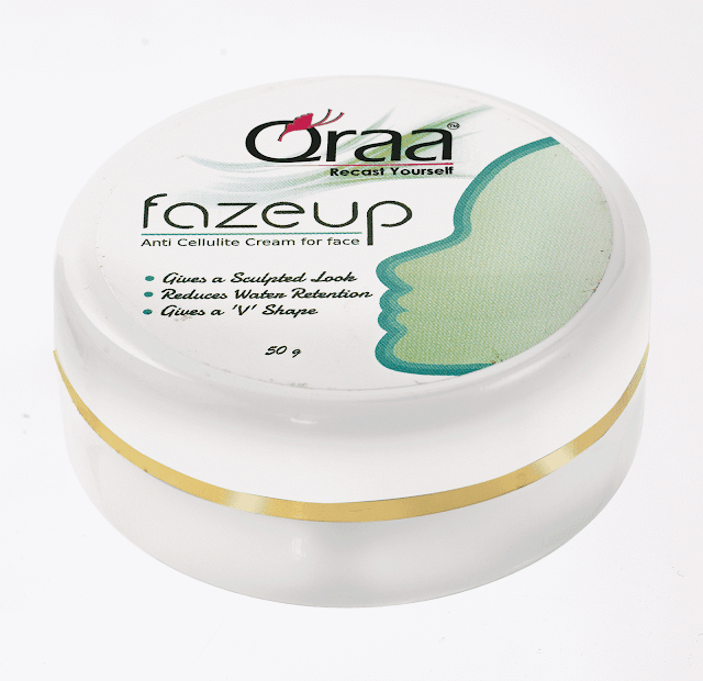 Qraa Fazeup Anti Cellulite Cream for Face - Review image