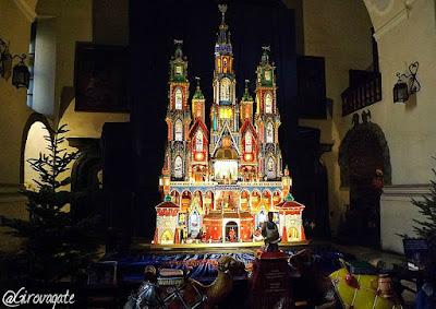 presepi Natale Cracovia