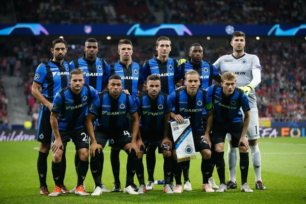 Belçika Ligi Şampiyonları Club Brugge - Kurgu Gücü