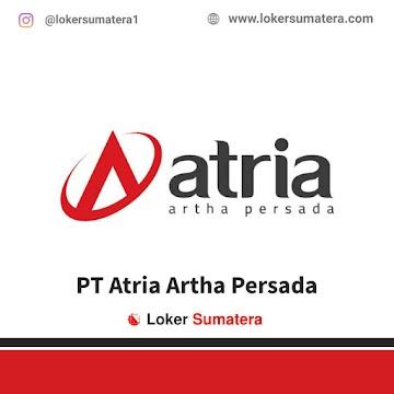 Lowongan Kerja Pekanbaru, PT Atria Artha Persada Juli 2021