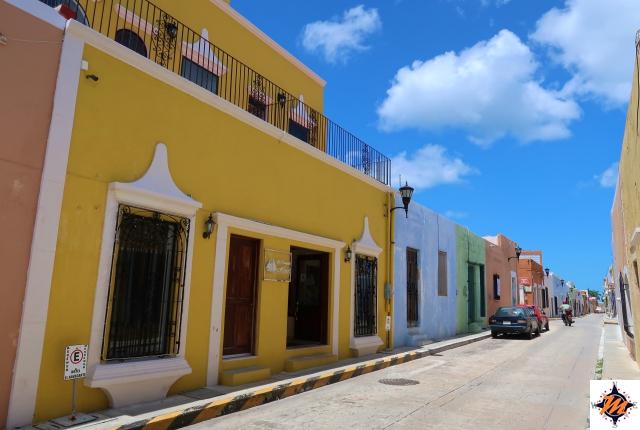 Campeche, Hotel El Navegante