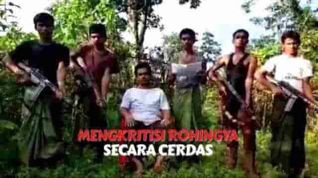 Mengkritisi Rohingya Secara Cerdas
