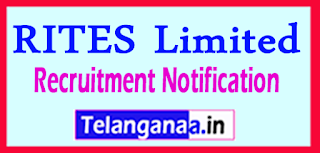 RITES Limited Recruitment Notification 2017 Last Date 19-04-2017