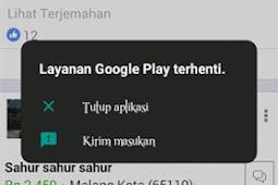 Layanan Google Play Terhenti di SAMSUNG J3 PRO, Atasi dengan Cara Ini