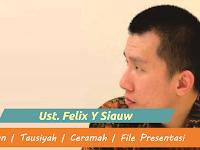 Download Kajian Ust. Felix Y Siauw