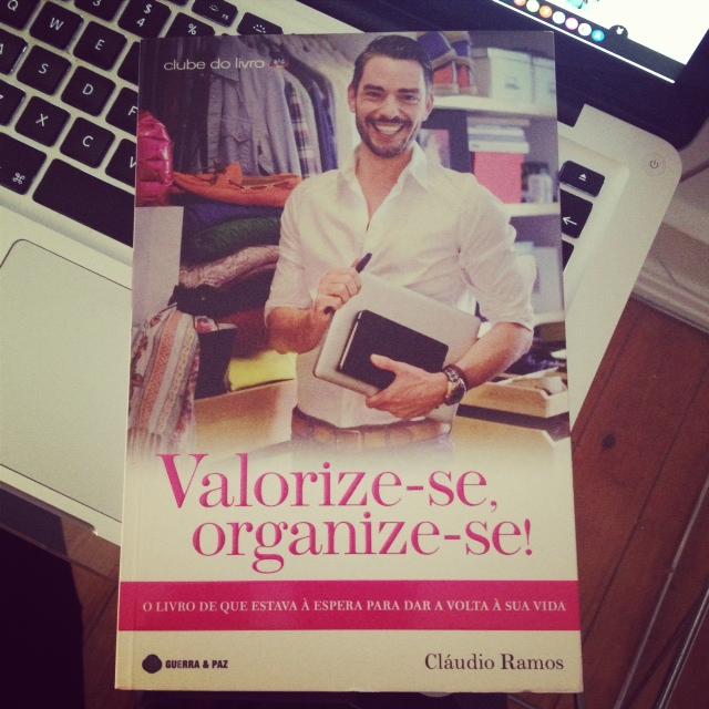 Resultado de imagem para organiza se Claudio Ramos