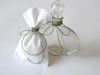σετ βάπτισης μπουκαλακι σαπουνάκι μπλε πράσινο για αγοράκι