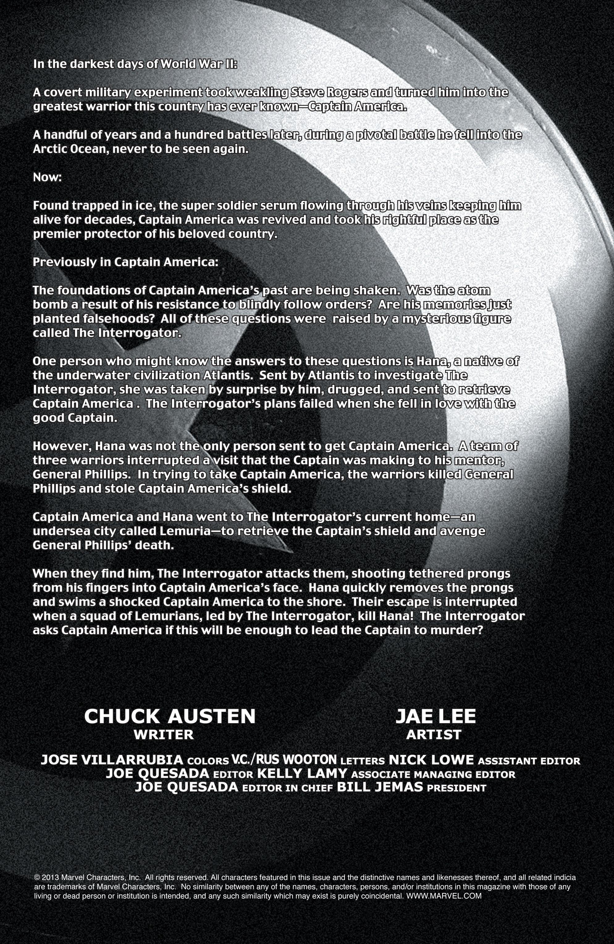 Captain America (2002) Issue #16 #17 - English 2