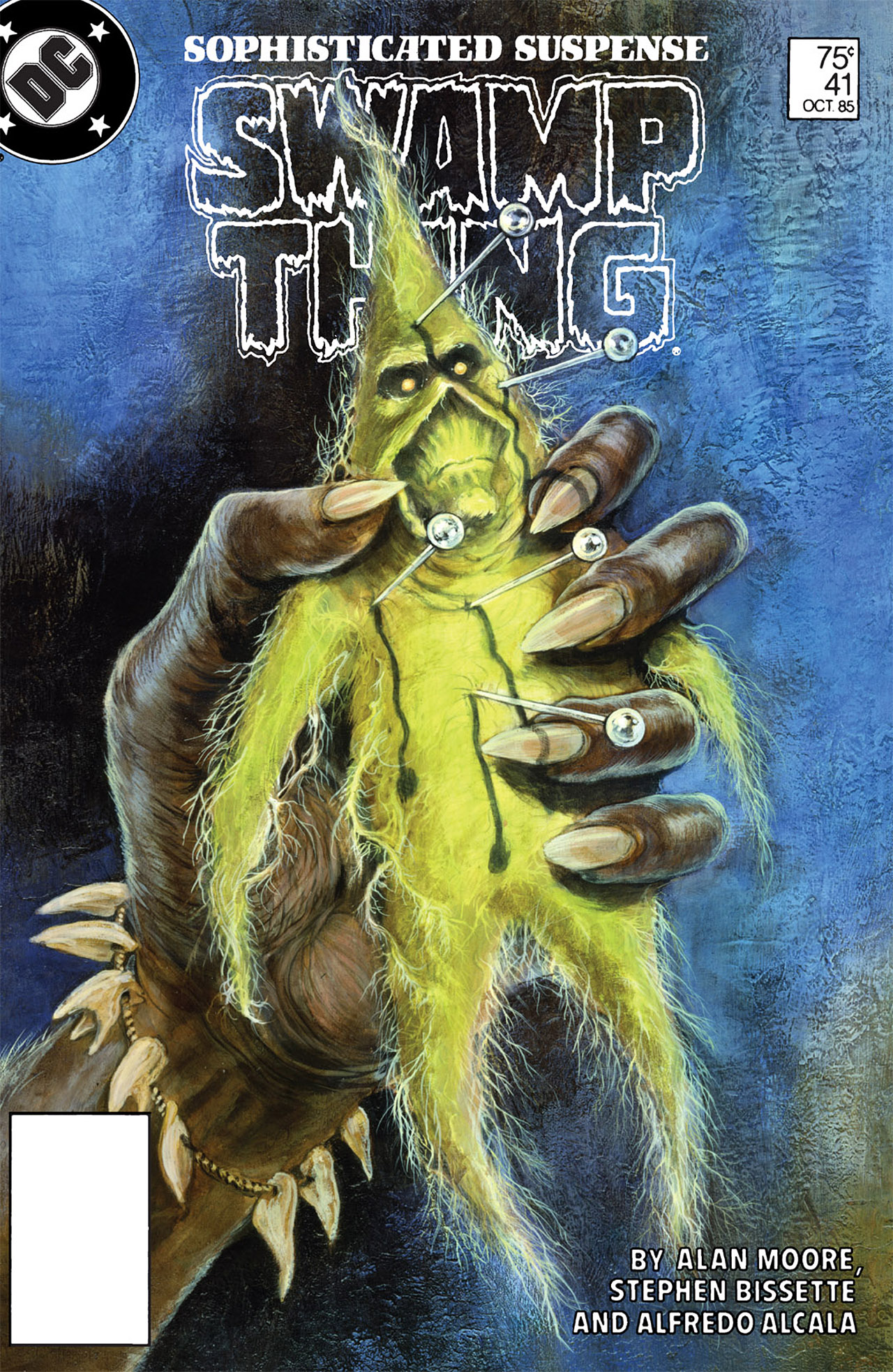 Swamp Thing (1982) Issue #41 #49 - English 1