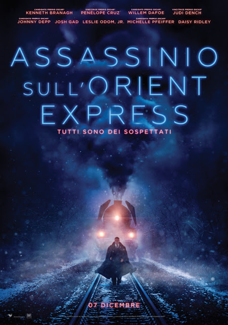 Assassinio Sull'Orient Express Film 2017