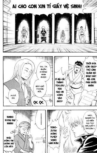 Gintama Chap 118 page 6 - Truyentranhaz.net