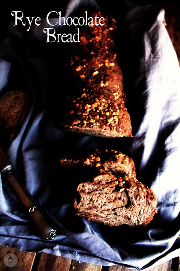 Chocolate Rye Bread 001