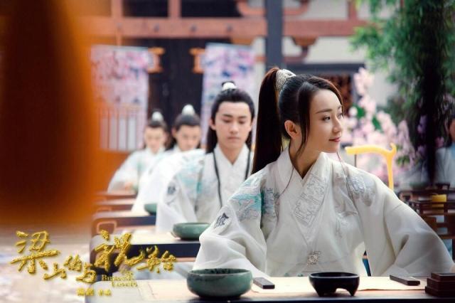Hình ảnh phim Tân Lương Sơn Bá Chúc Anh Đài