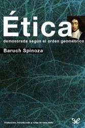 Libros gratis Ética demostrada según el orden geométrico Descargar pdf completo