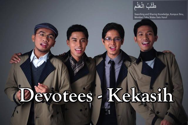 Free Download Lagu Nasyid Devotees - Kekasih