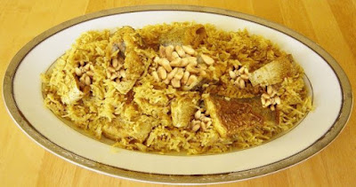 the Cod Fish Pilaf is particularly strong in the aroma of its various spi Exotic Cod Fish Pilaf Recipe