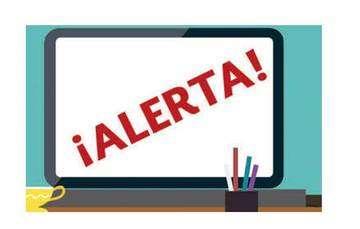 Alerta de ataque cibernético
