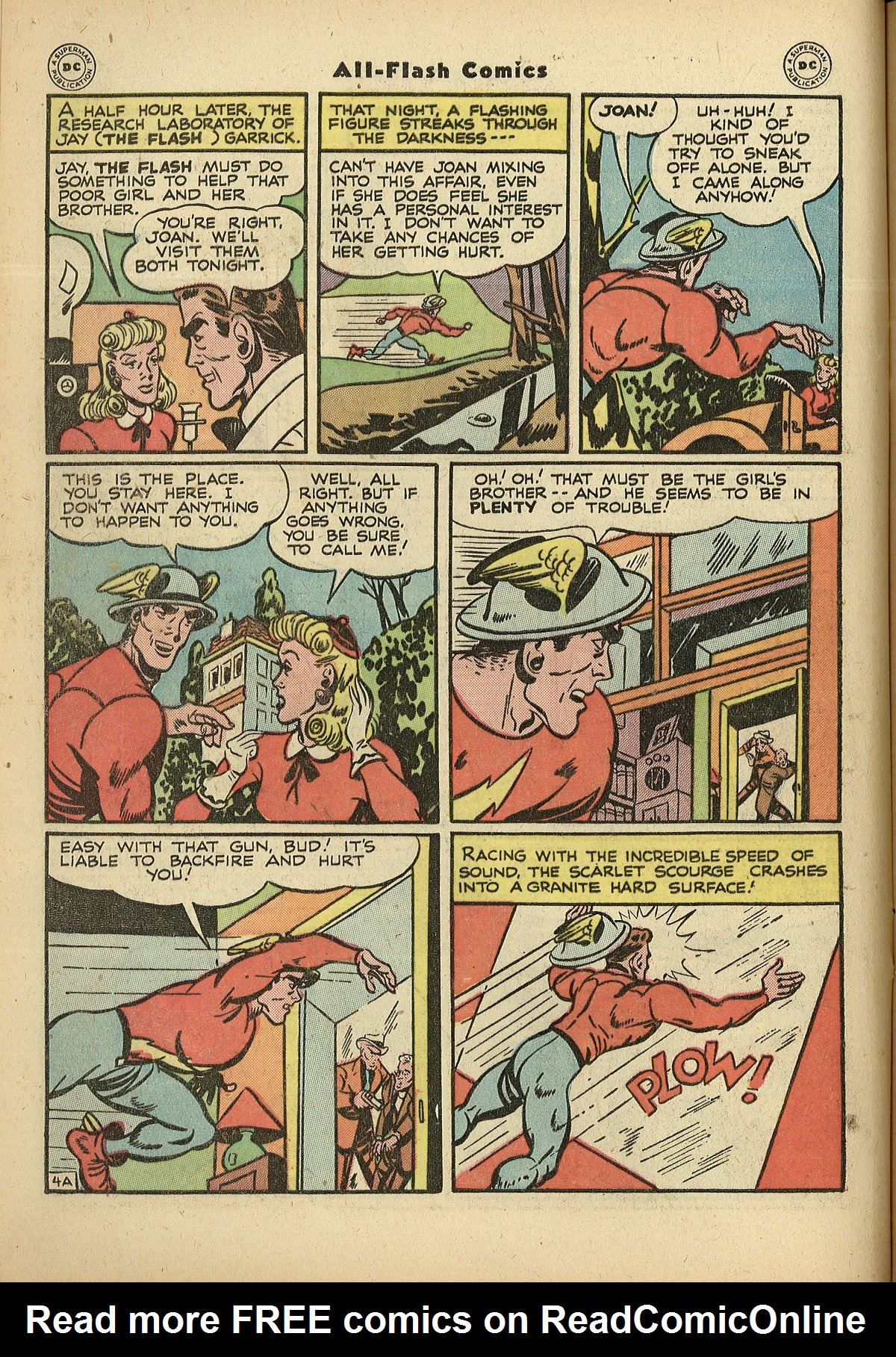 Read online All-Flash comic -  Issue #27 - 6