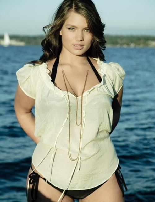 Tara Lynn, Plus Size Model Star