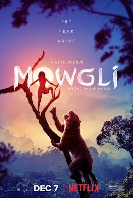 Mowgli Legend of the Jungle 2018 Dual Audio HDRip 480p  ESub x264