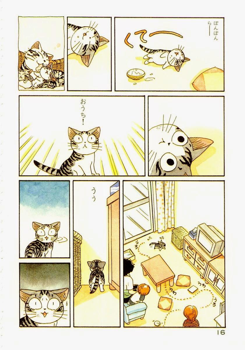 Manga Japanese Chi's Sweet Home