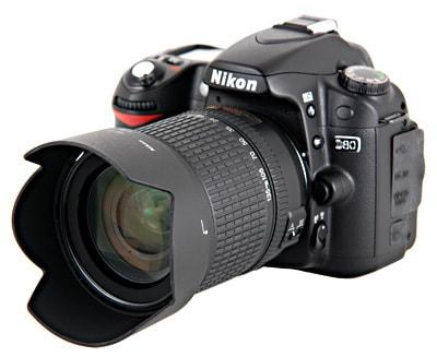 Nikon D80 Firmware Download