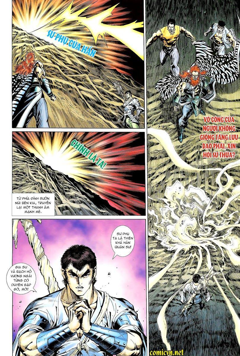 Đại Đường Uy Long chapter 88 trang 33