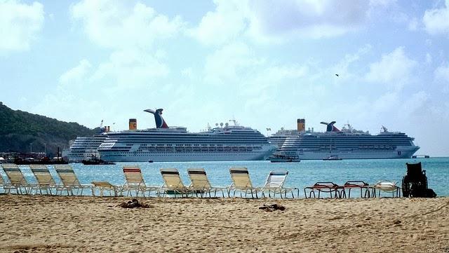 cruise karibien st marteen