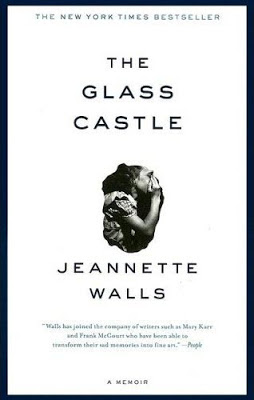 The Glass Castle by Jeannette Walls - book cover