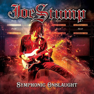 "Το βίντεο του Joe Stump για το ""On with the Action"" από το album ""Symphonic Onslaught"""